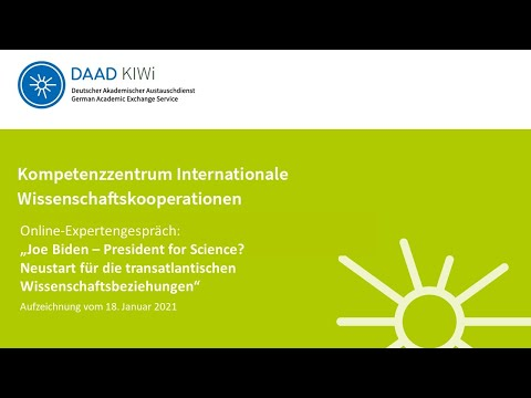 Watch a recording of the expert discussion in German below: